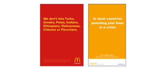 Recrutement McDonald's - Laazi