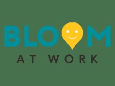 logo bloom at work