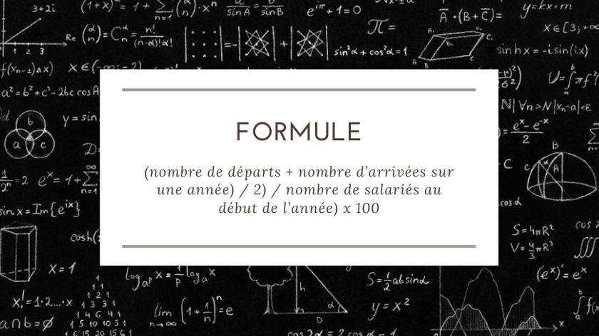 Formule turnover