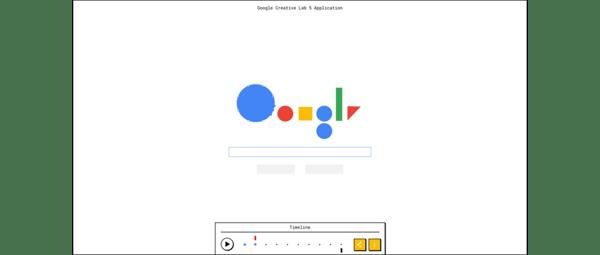 Campagne de recrutement Google