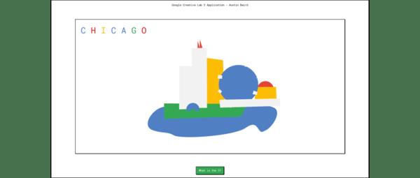 Campagne de recrutement Google 2