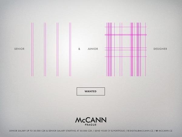 Recrutement McCANN Prague