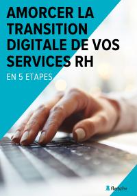 5 conseils pour amorcer la transition digitale de vos services R