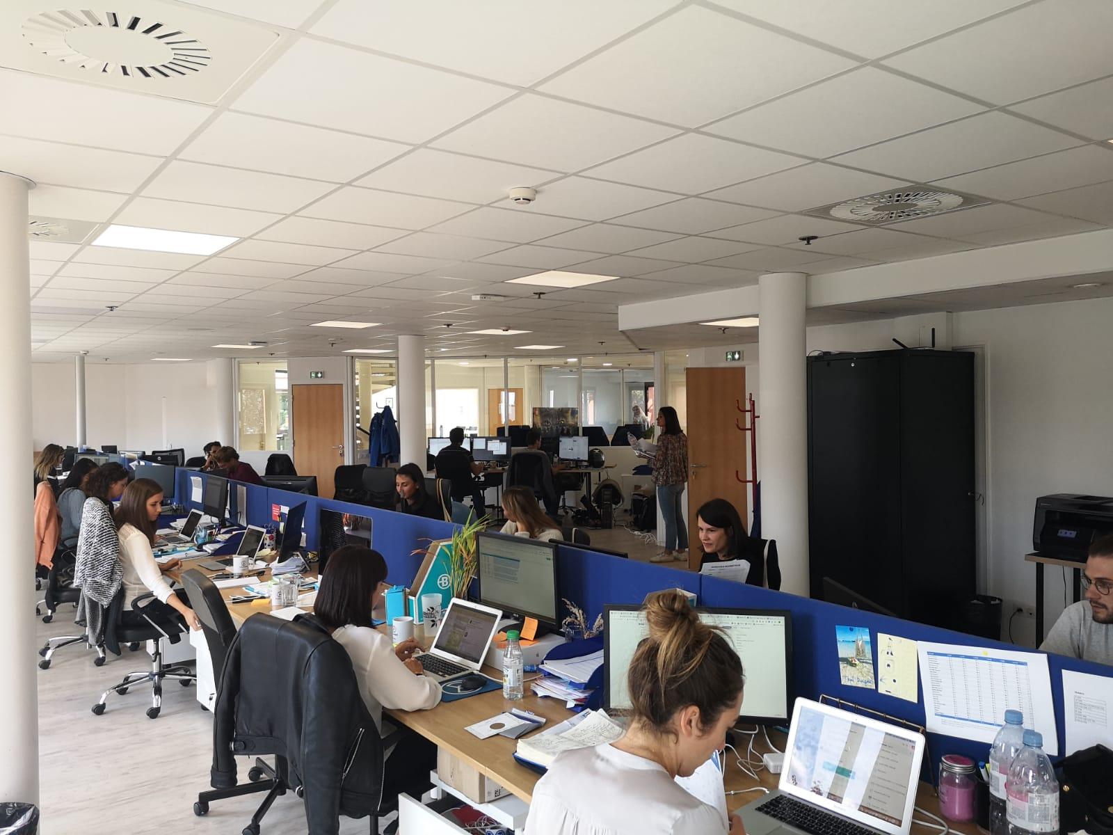 bureaux Blue Valet