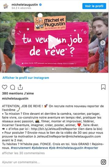 campagne-recrutement-instagram