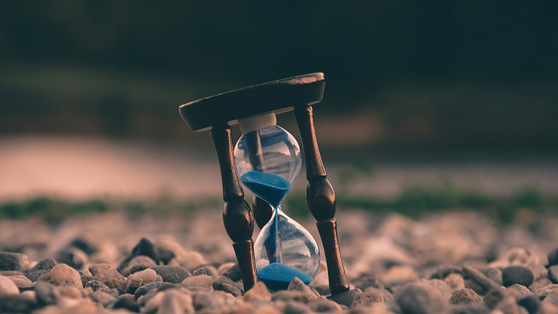 sablier temps