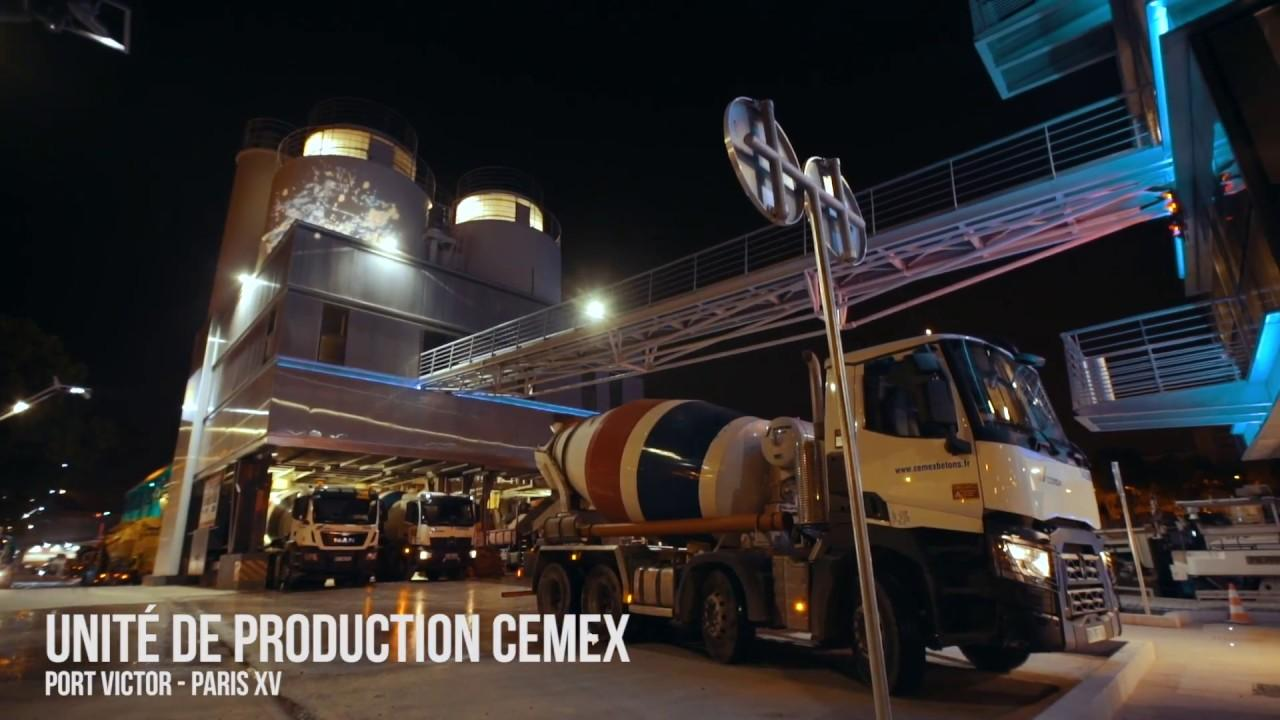 cemex unite production